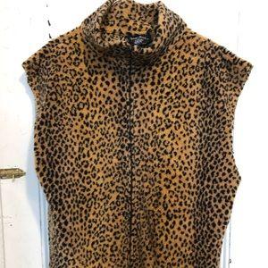 Men's Zip up vest